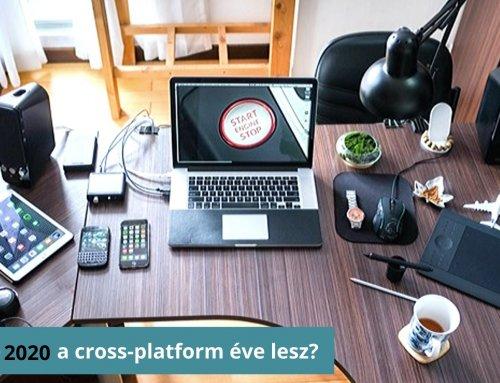 2020 a cross-platform éve lesz?