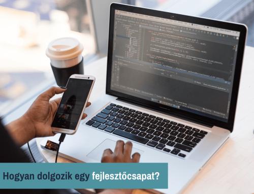 Hogyan dolgozik egy fejlesztőcsapat mobil alkalmazás fejlesztés vagy webes alkalmazás fejlesztés során?