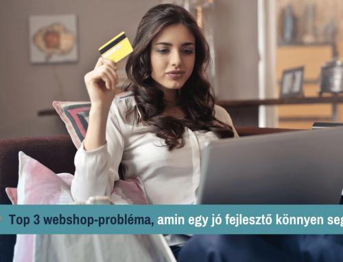 Top 3 probléma, ami felmerülhet web programozás vagy webáruház készítés során