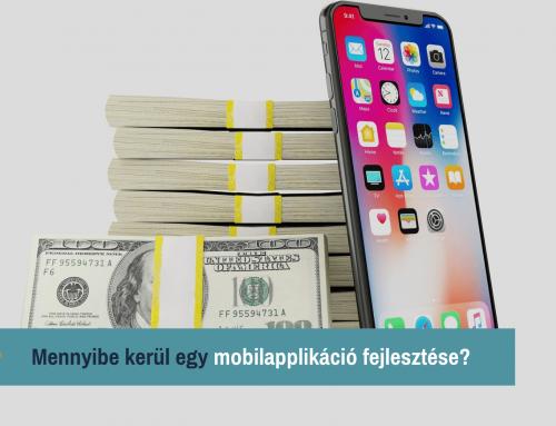 Mennyibe kerül egy mobil applikáció fejlesztés?