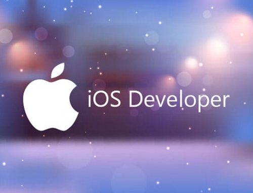 Junior iOS fejlesztő