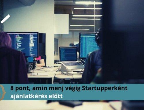 Startupod van? Ezt a 8+1 feladatot végezd el, mielőtt ajánlatot kérsz fejlesztésre
