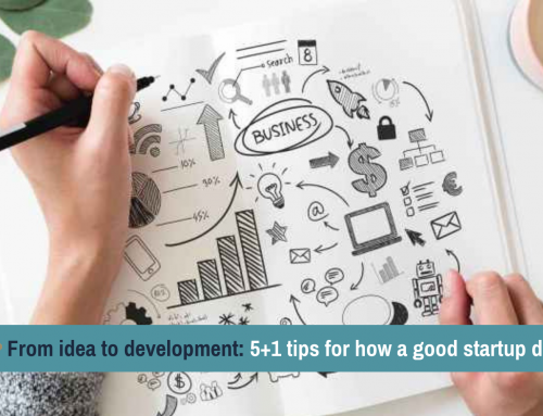 From idea to development: 5+1 tips for how a good startup does it