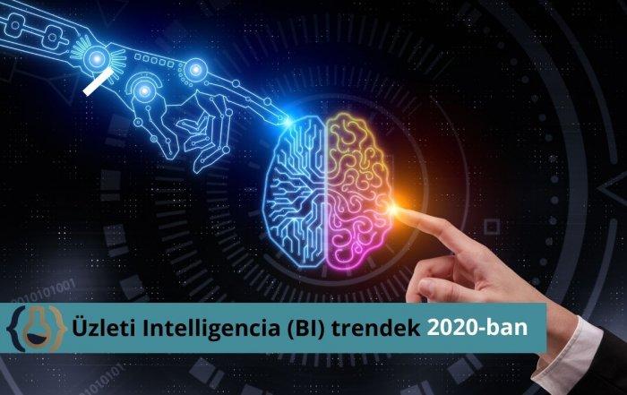 üzleti intelligencia fejlesztő