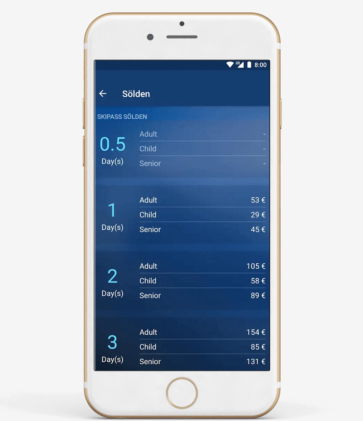 mobil alkalmazások, ios android